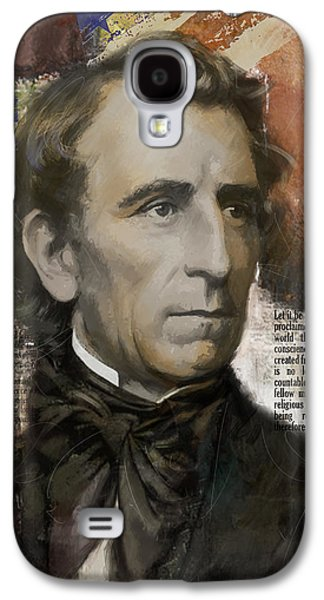 John Tyler Galaxy S4 Case
