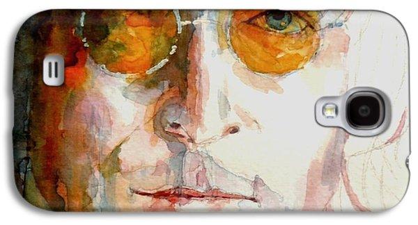 Musicians Galaxy S4 Case - John Winston Lennon by Paul Lovering