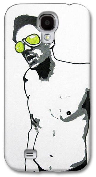Johnny Knoxville Galaxy S4 Case by Venus