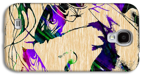 Joker Collection Galaxy S4 Case by Marvin Blaine
