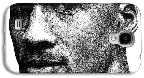 Jordan Dots Galaxy S4 Case