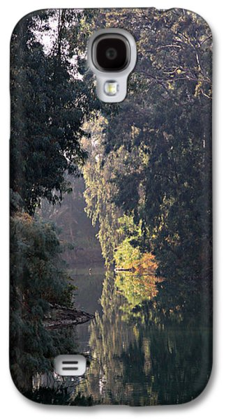 Jordan River At Yardinet Galaxy S4 Case