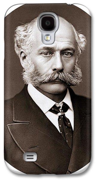Joseph Bazalgette Galaxy S4 Case by Universal History Archive/uig