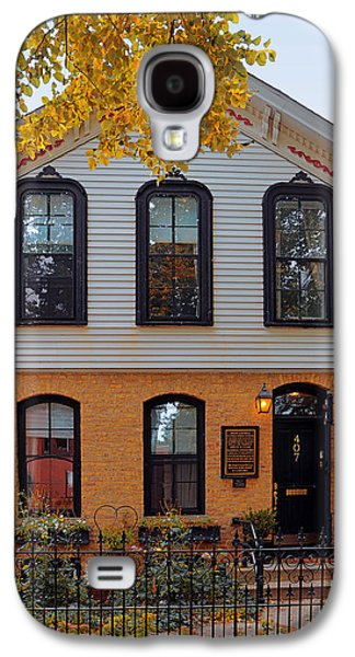 Joseph J O'connell House Chicago Galaxy S4 Case by Christine Till