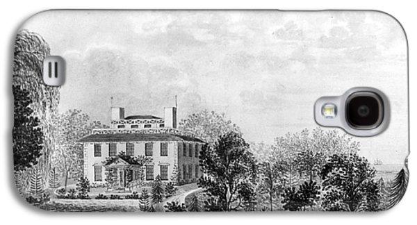 Josiah Quincy House Galaxy S4 Case by Granger