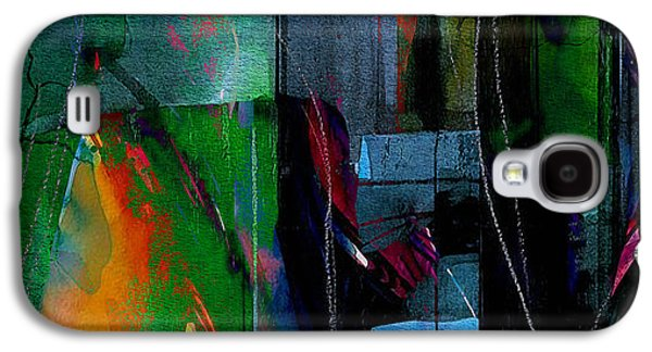 Journey Wall Art Galaxy S4 Case