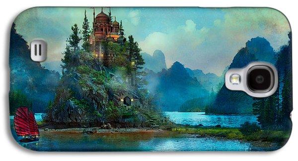 Fantasy Galaxy S4 Case - Journeys End by Aimee Stewart