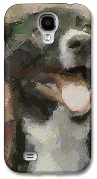 Joyee Doggy Galaxy S4 Case by Yury Malkov