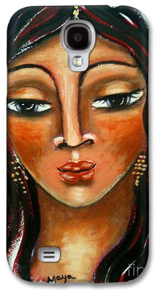Judith Galaxy S4 Case by Maya Telford