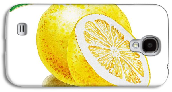 Juicy Grapefruit Galaxy S4 Case by Irina Sztukowski
