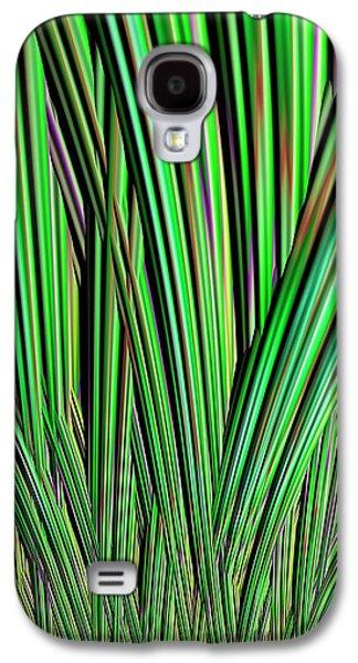 Julia Fractal Galaxy S4 Case by Alfred Pasieka