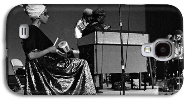 June Tyson 1968 Galaxy S4 Case by Lee  Santa