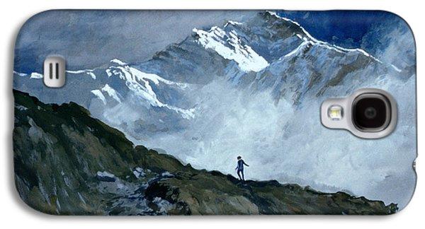 Jungfrau Galaxy S4 Case by John Cooke