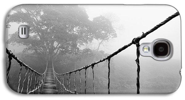 Jungle Journey 5 Galaxy S4 Case by Skip Nall