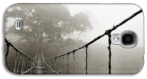 Jungle Journey 6 Galaxy S4 Case by Skip Nall