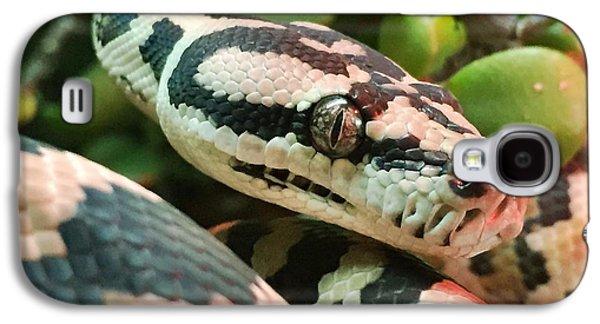 Jungle Python Galaxy S4 Case