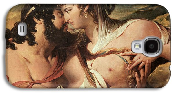 Jupiter And Juno On Mount Ida Galaxy S4 Case by James Barry
