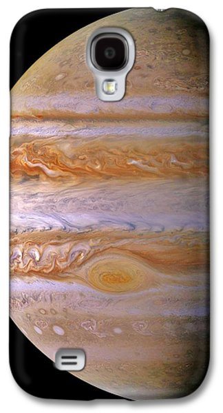 Jupiter And The Spot Galaxy S4 Case by Benjamin Yeager