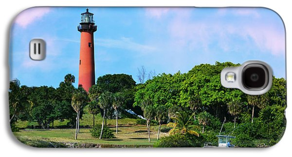 Jupiter Lighthouse Galaxy S4 Case by Laura Fasulo