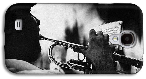 Trumpet Galaxy S4 Case - Just Follow My Lead by Rui Correia