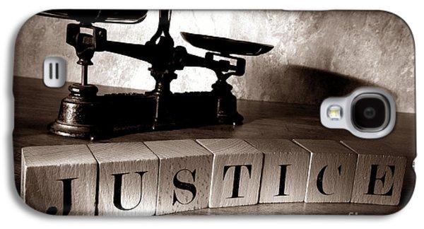 Justice Galaxy S4 Case