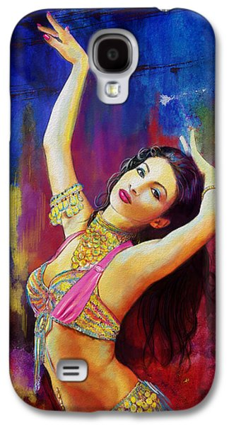 Kaatil Haseena Galaxy S4 Case by Corporate Art Task Force