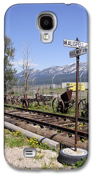 Kalispell Crossing Galaxy S4 Case