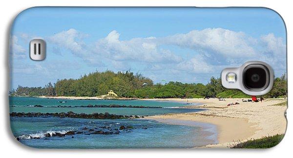 Kanaha Beach Park, Maui, Hawaii Galaxy S4 Case by Douglas Peebles