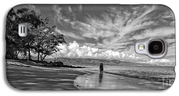 Kanahna Beach Maui Hawaii Panoramic Galaxy S4 Case