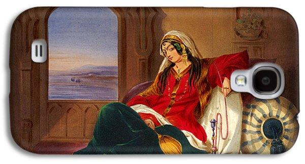 Kandahar Lady Of Ranks Galaxy S4 Case