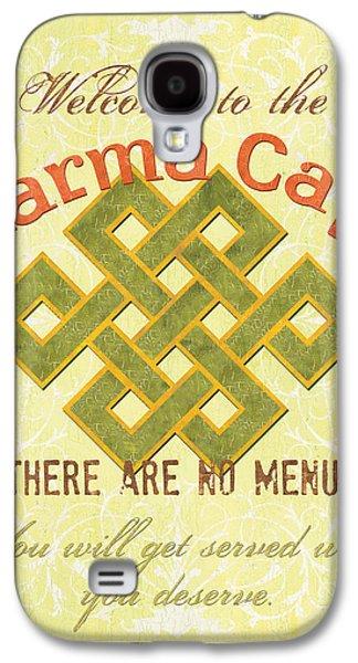 Karma Cafe Galaxy S4 Case