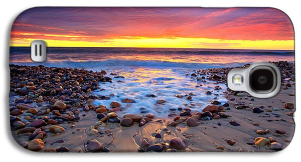 Karrara Sunset Galaxy S4 Case by Bill  Robinson