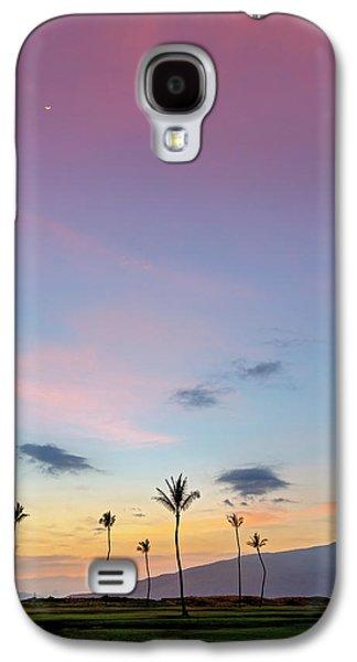 Kauhale Makai Sunset Galaxy S4 Case