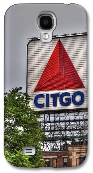 Kenmore Square And The Citgo Sign Galaxy S4 Case by Joann Vitali