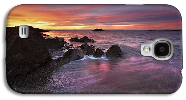 Kennebunk Sunrise Galaxy S4 Case by Eric Gendron