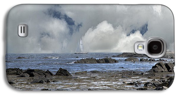 Kennebunkport Seascape Galaxy S4 Case by Betsy Knapp