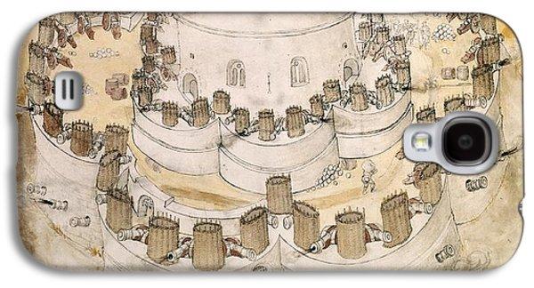 Kent Artillery Fort, 16th Century Galaxy S4 Case
