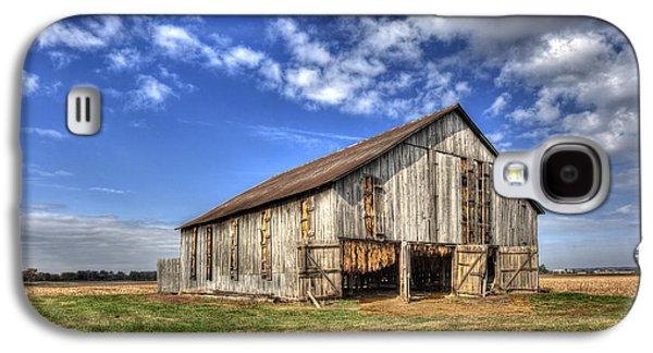 Kentucky Tobacco Barn Galaxy S4 Case