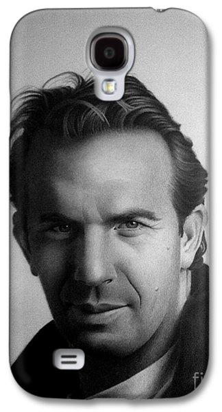 Kevin Costner Galaxy S4 Case by Miro Gradinscak