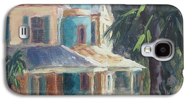 Key House Galaxy S4 Case by Susan Richardson
