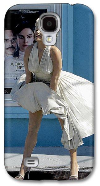 Key West Marilyn Galaxy S4 Case