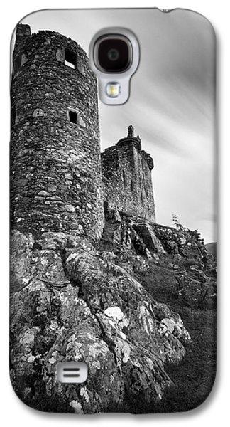 Kilchurn Castle Walls Galaxy S4 Case