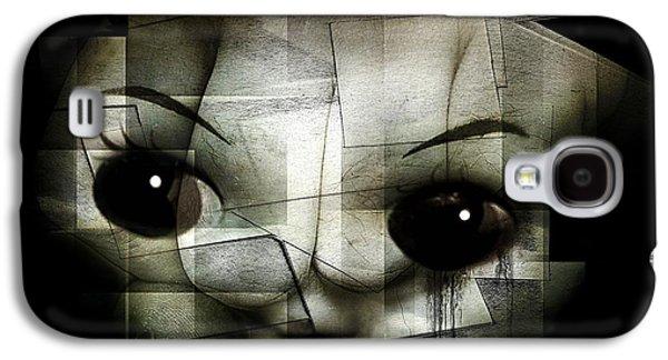 Kill The Clown Galaxy S4 Case by Johan Lilja