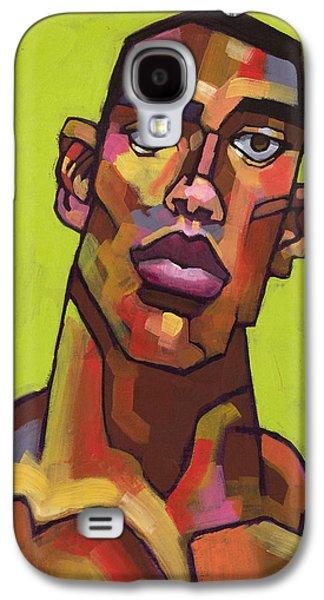 Portraits Galaxy S4 Case - Killer Joe by Douglas Simonson