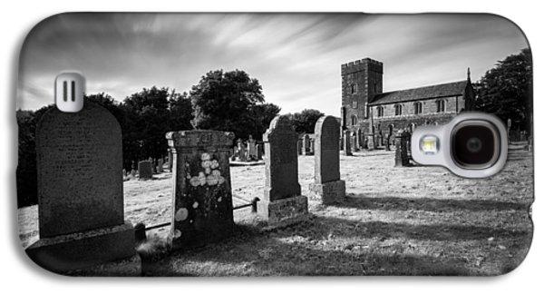 Kilmartin Parish Church Galaxy S4 Case by Dave Bowman