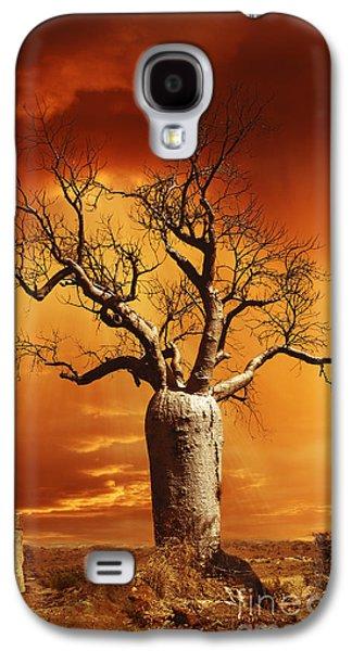 Kimberley Dreaming Galaxy S4 Case by Linda Lees