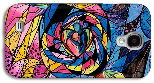 Kindred Soul Galaxy S4 Case by Teal Eye  Print Store