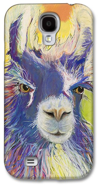 King Charles Galaxy S4 Case by Pat Saunders-White