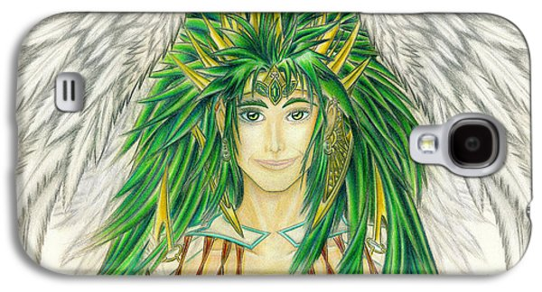 King Crai'riain Portrait Galaxy S4 Case