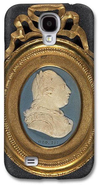 King George IIi Geo Galaxy S4 Case by Litz Collection